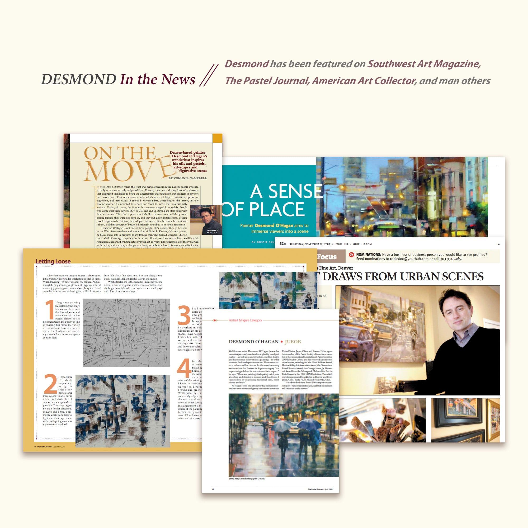 art ecom website