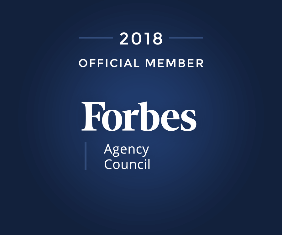 Official Member of Forbes Agency Council