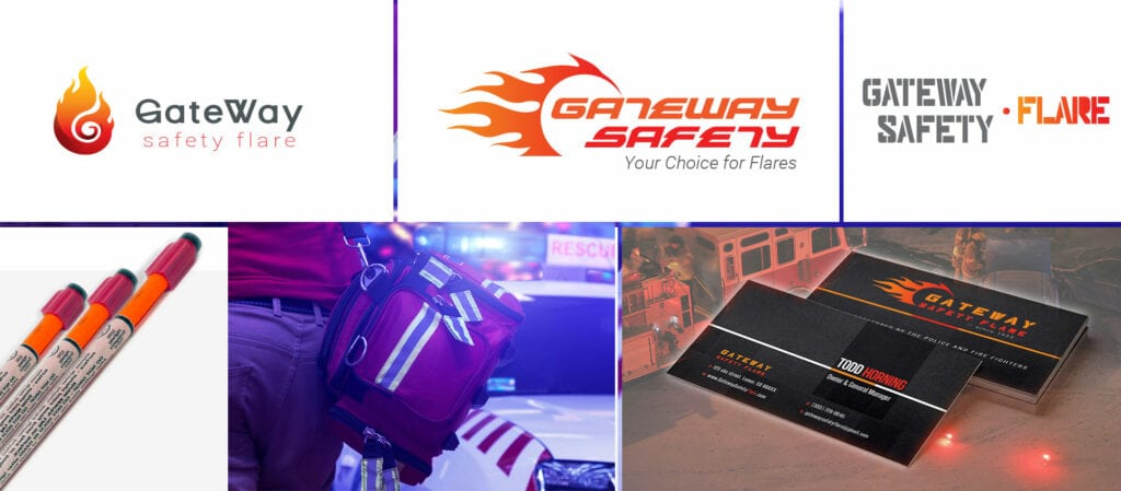 Gateway branding