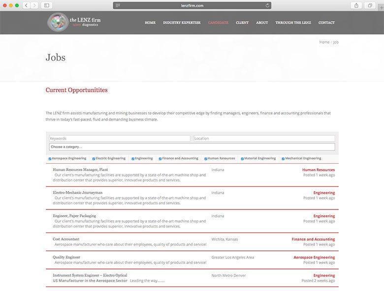 job exploring for manufacturer employees